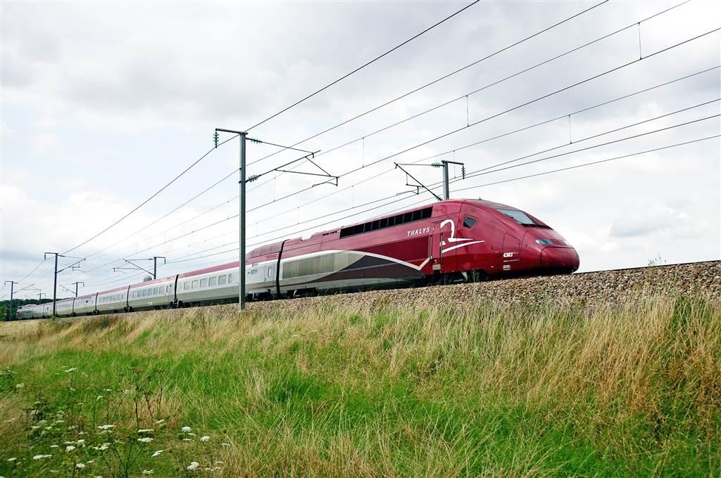 Thalys trein (bron: Thalys - Jean-Jacques D'Angelo)