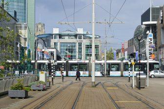 Tram RET Oldebarneveldstraat (foto: R. Keus)