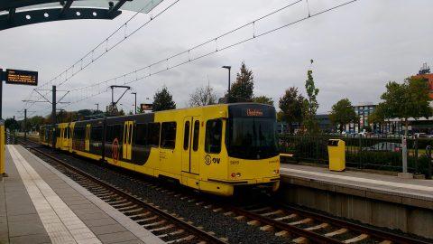 Tram van Utrecht naar IJsselstein