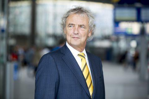 Roger van Boxtel, president-directeur van NS (foto: NS)