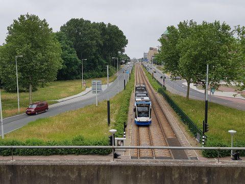 Tram van GVB