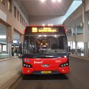Arriva - bus geen dienst, staking