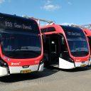 Bus, geen dienst, Hermes, Eindhoven