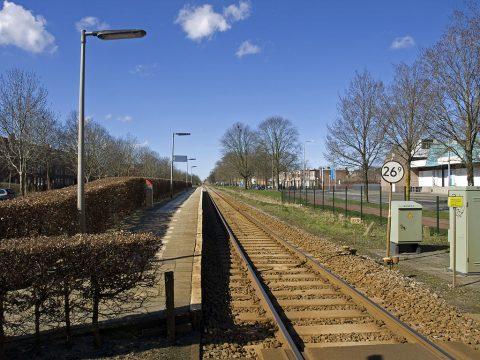 Leeuwarden Achter de Hoven station (bron: Ymblanter/ Wikimedia Commons)