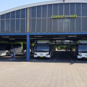 Busremise van Connexxion in Noord-Holland Noord