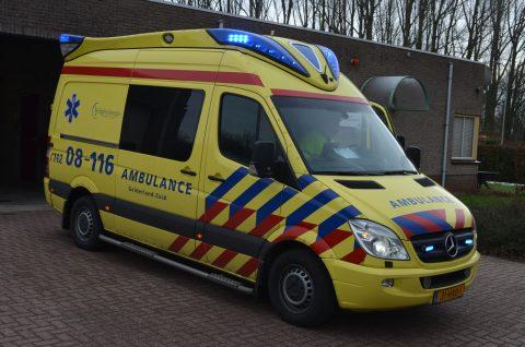 Ambulance (bron: Ramon Versteeg)
