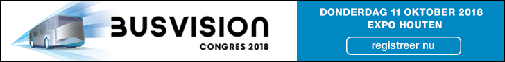 BusVision Congres 2018 banner