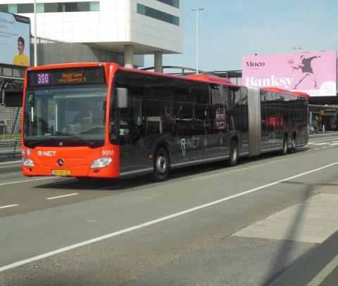 Capacity op Schiphol ( bron: Lijn 45/Wikipedia)