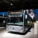 Mercedes Citaro hybrid - Bus of the Year 2019