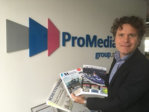 Joan Blaas, CEO ProMedia MBM