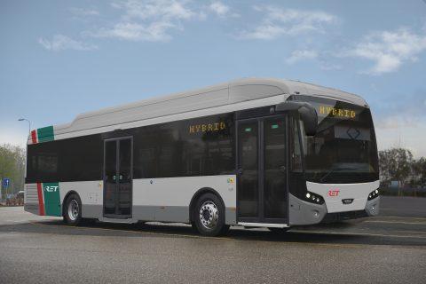 VDL Citea SLE-120 Hybrid RET
