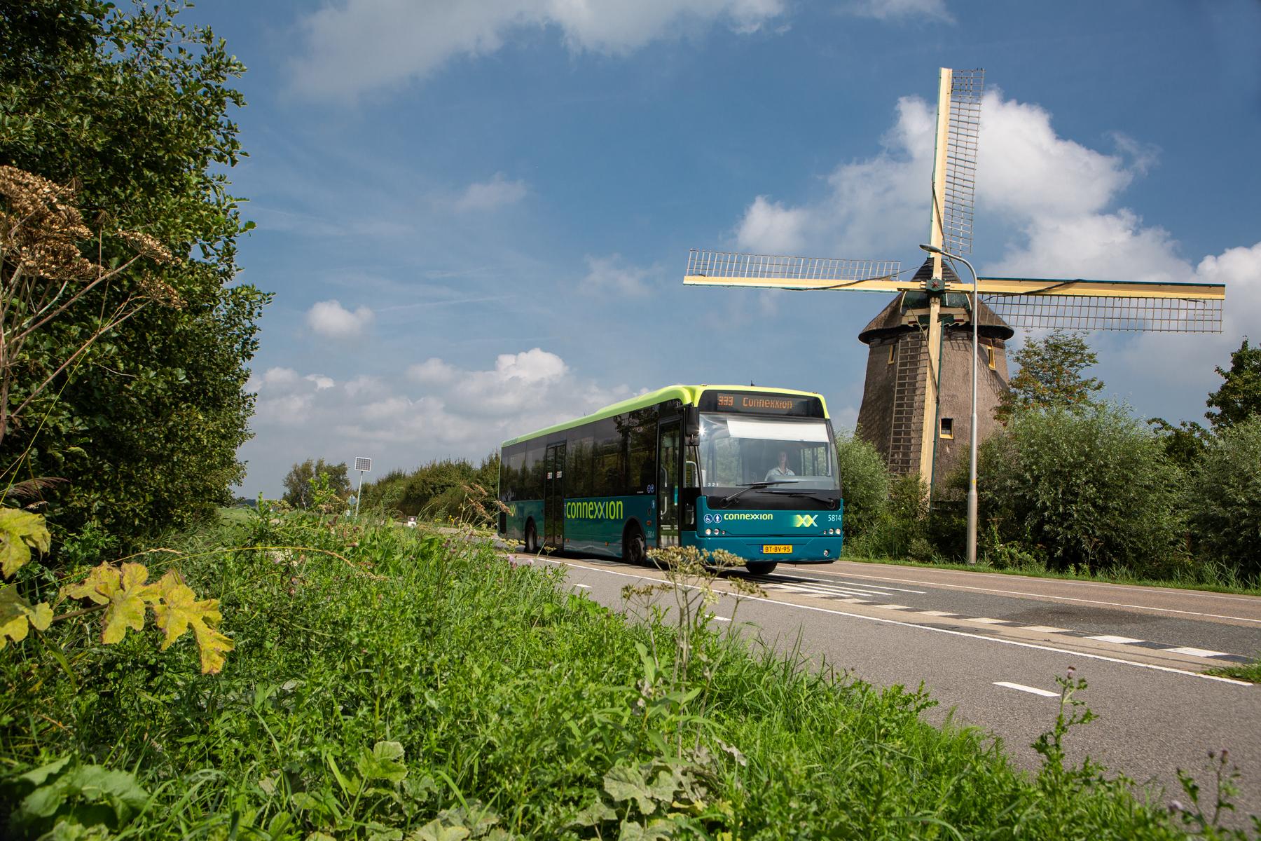 47b3ff1a09496c Noord-Holland: alles doen om bezetting bus te verbeteren   OVPro.nl