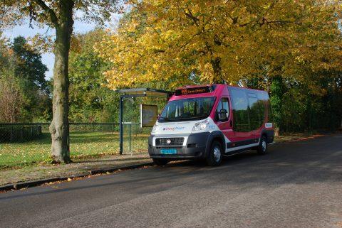 Buurtbus van Breng (foto: TaxiPro)