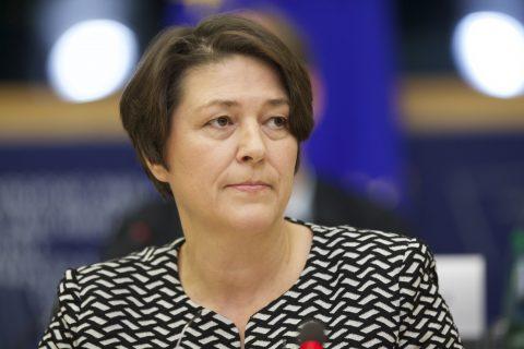 Eurocommissaris Violeta Bulc (foto: Jean François Badias/EC)