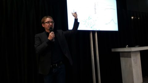 Presentatie Jillis Mani op BusVIsion 2018