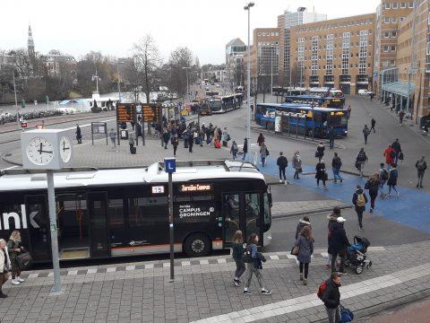 Busstation Groningen