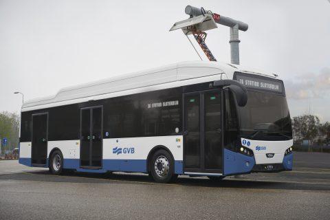 Design elektrische bus GVB