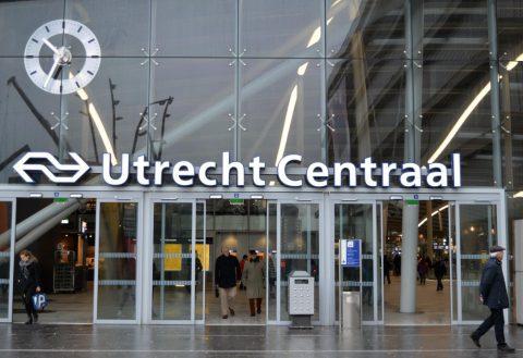 Station Utrecht (foto NS)