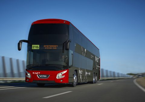 Impression VDL Futura FDD2 Connexxion