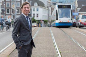 Wethouder Pieter Litjens