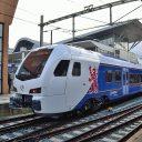 Arriva-trein Limburg
