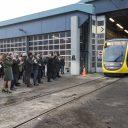 Eerste tram Uithoflijn-040
