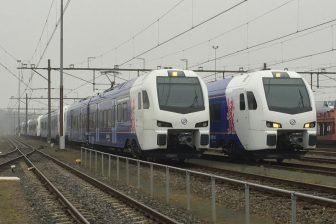 Arriva-treinen in Limburg, Maaslijn