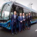 Nieuwe Heuliez-bussen voor Utrecht (foto: Rick Huisinga)