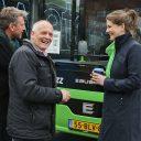 Presentatie elektrische bussen Assen
