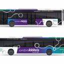 RRReis ComfortBus, nieuwe huisstijl Oost-Nederland