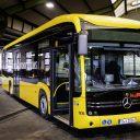 Mercedes-Benz eCitaro: Emissionsfrei durch Berlin: Der erste von 15 vollelektrisch angetriebenen Mercedes Benz eCitaro wird an die Berliner Verkehrsbetriebe (BVG) ausgeliefertMercedes-Benz eCitaro: Zero local emissions through Berlin