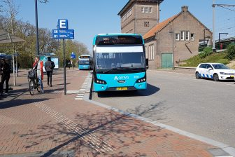 Arriva-bus op Deventer
