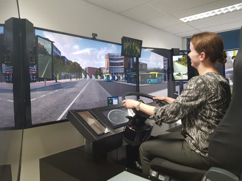 Simulator Connexxion Academy