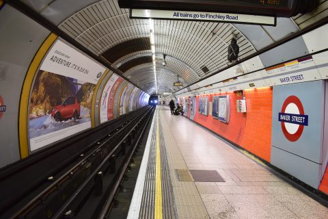 Metro in Londen (Foto: Opsa from Pixabay)