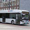 EElektrische bus in Rotterdam bij RET (foto rob kamminga)