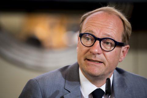 Vlaamse minister Ben Weyts N-VA (Foto: ANP)