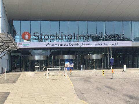 UITP Summit in Stockholm