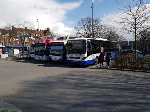 Bussen van Arriva in Limburg, Volvo, VDL, Mercedes