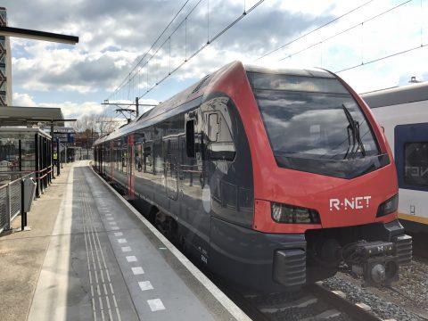 R-net trein van NS