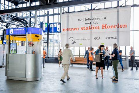 opening station Heerlen (bron: NS)