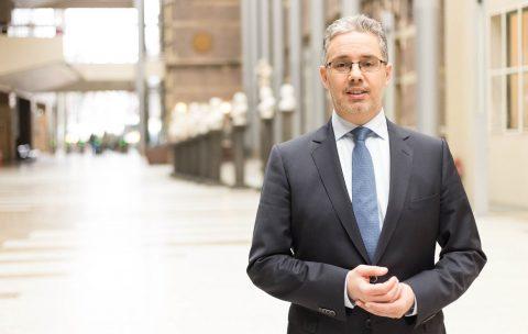 Tweede Kamerlid Mustafa Amhaouch (CDA)