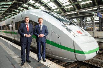 Nieuw design ICE (foto: Deutsche Bahn/ Pierre Adenis)