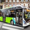 Arriva-bus in Leiden (foto: Erik Karst)