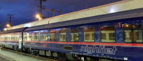 Nachttrein ÖBB (foto: NS)