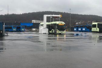 Bus Volvo