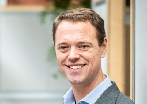 Foto Joost van der Bijl, directeur EvoBus Nederland
