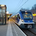 NS-sprinter type SNG op Zwolle (foto: NS)
