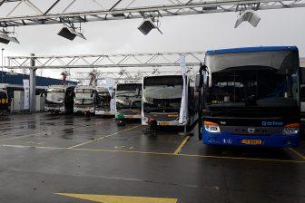 Nieuwe bussen voor concessie Groningen Drenthe