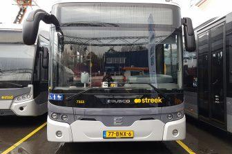 Ebusco voor Groningen