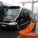 Streekbusje van Tribus voor concessie Groningen Drenthe